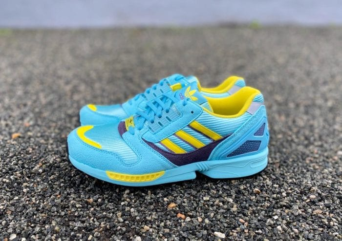available new high quality footwear ZX 8000 adidas Original Launching Online 03.01.20 | Aqua ...