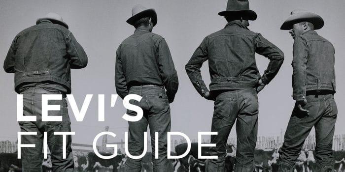 Levis Fit Guide