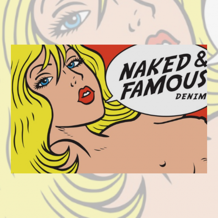 Naked and Famous UK Stockist, Stuarts London