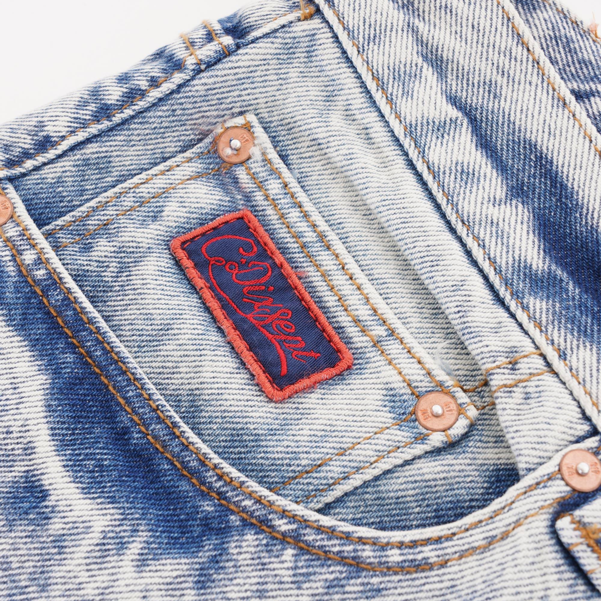 C17 Jeans Pocket