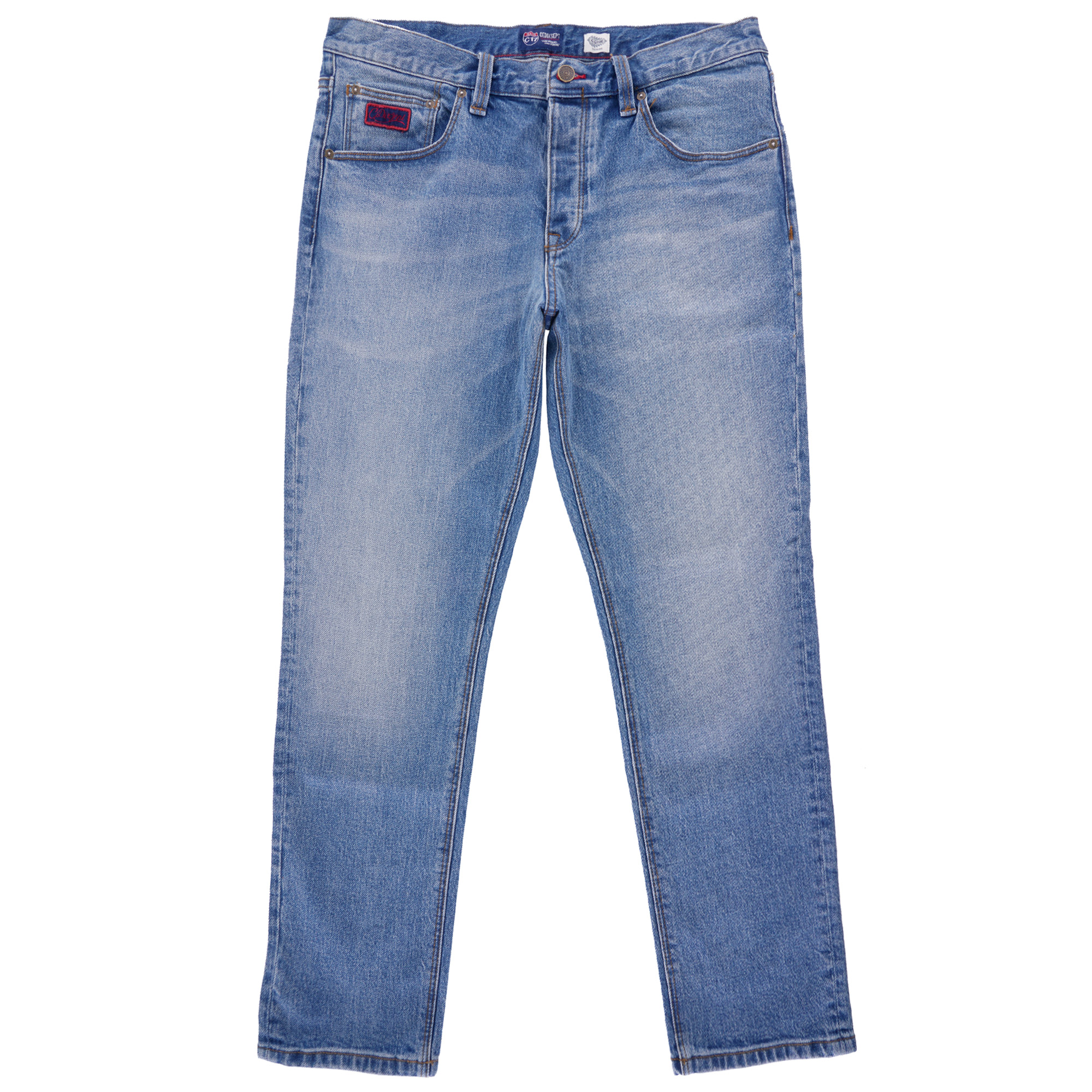 C17 Washed Jeans