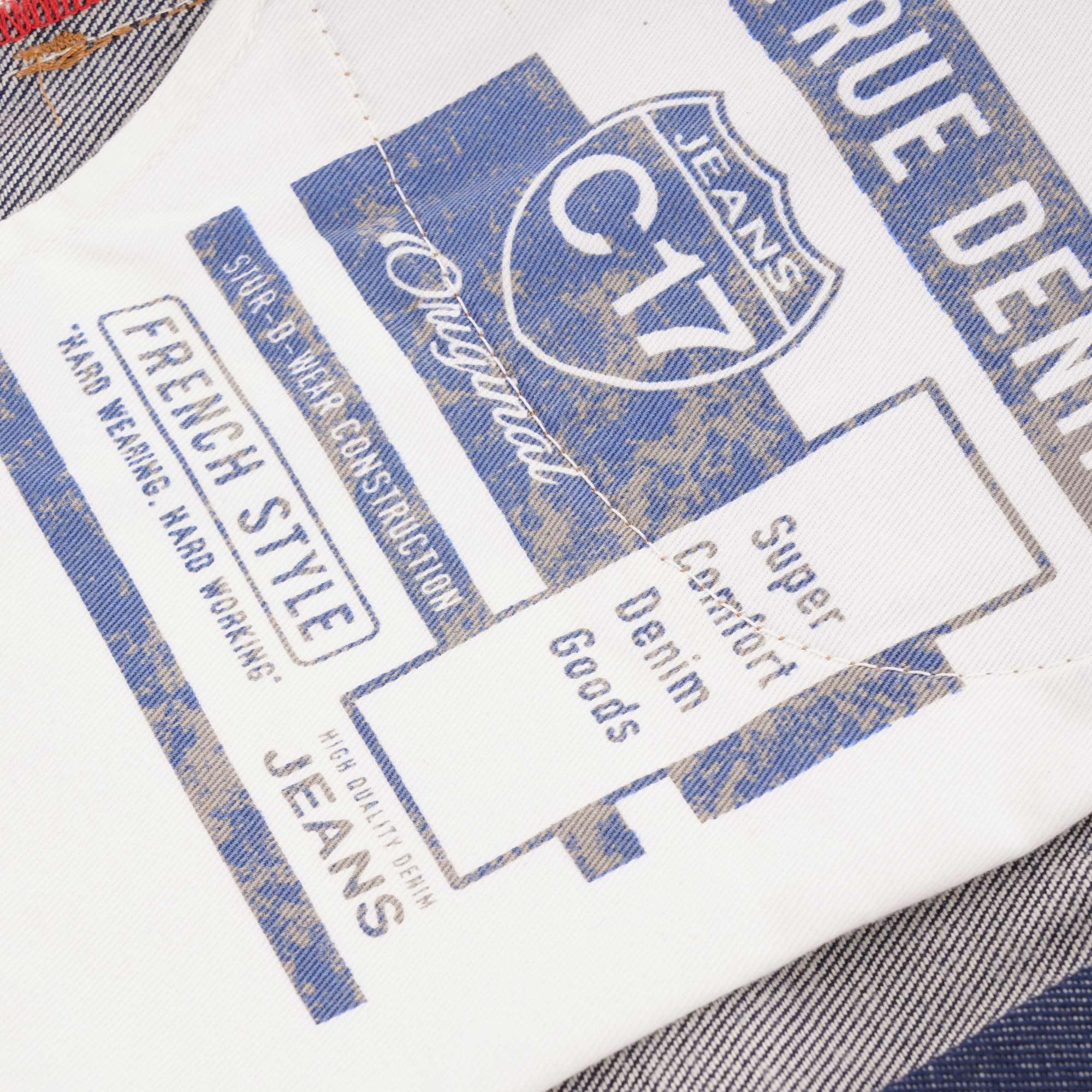 C17 Jeans Detail