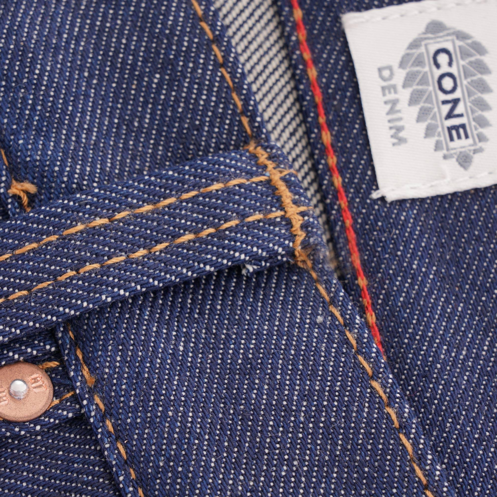 C17 Jeans Belt Loops