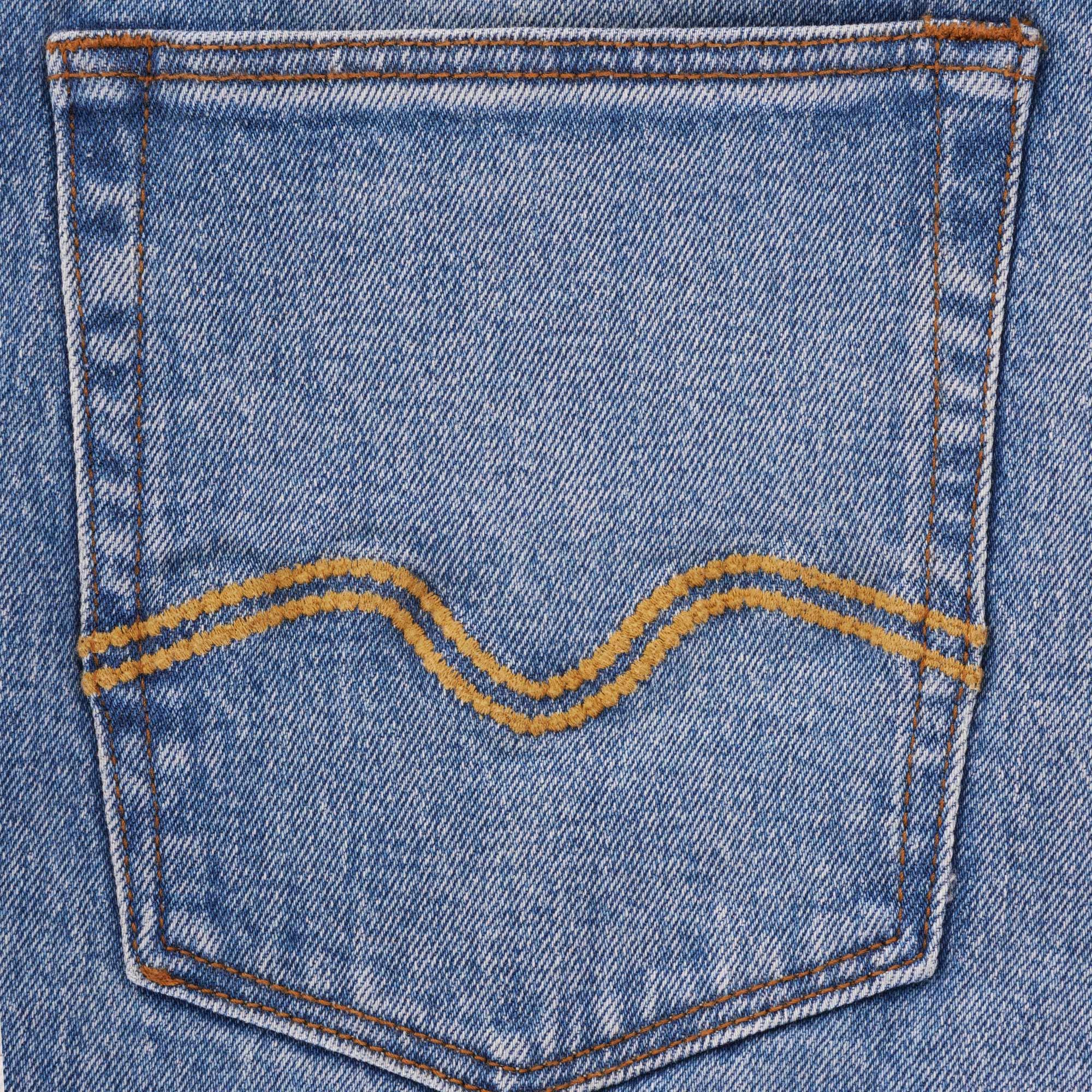 C17 Jeans Stitch Detail