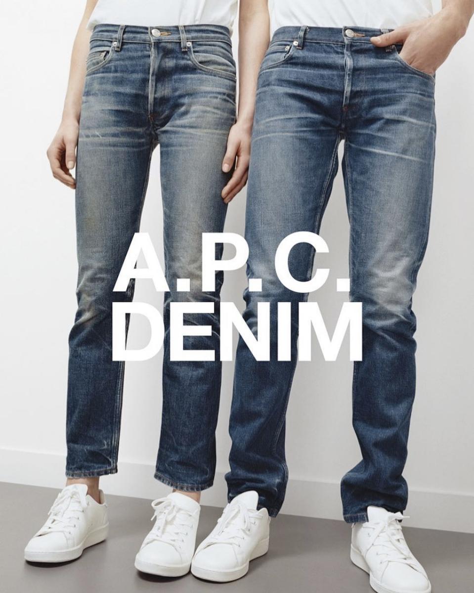 A.P.C Denim Feature