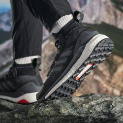 Adidas Hiker boots