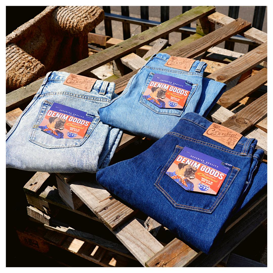 C17 Jeans Layout