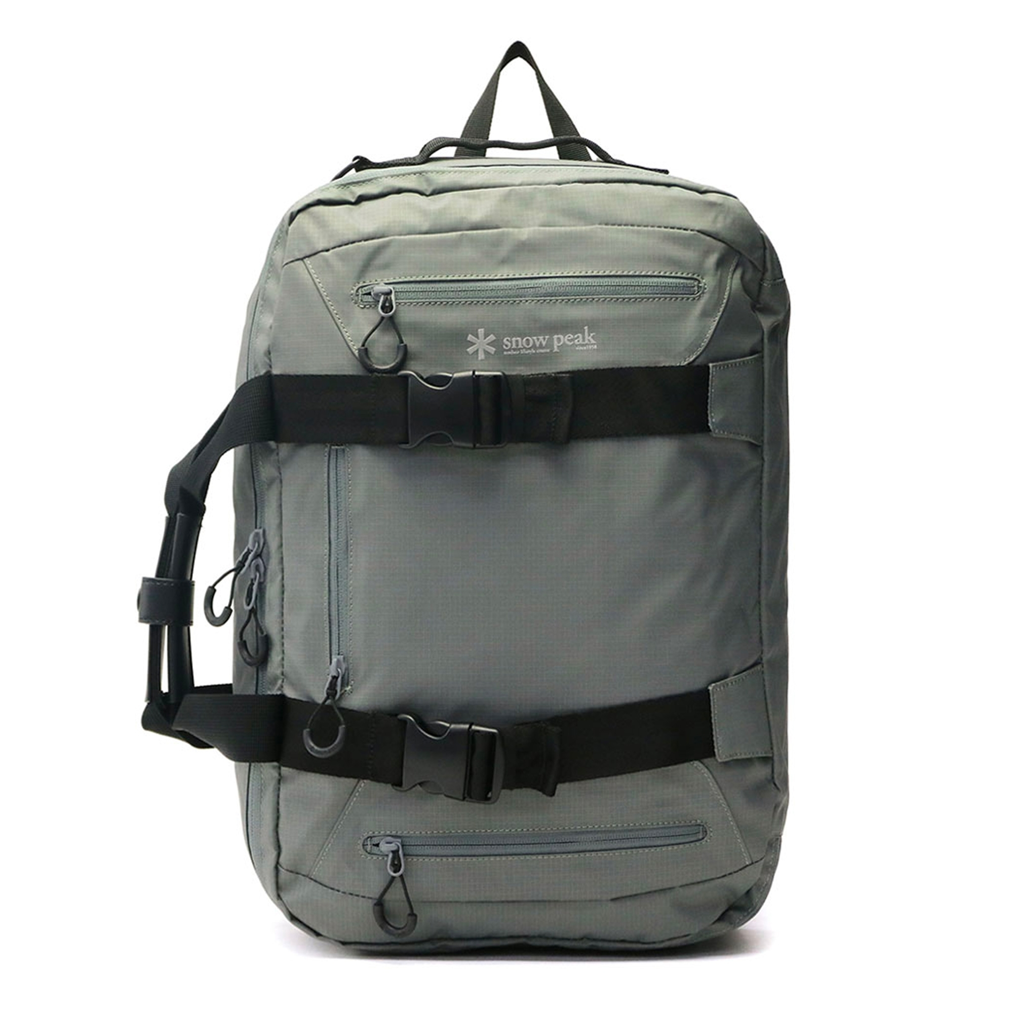 Snow peak bag