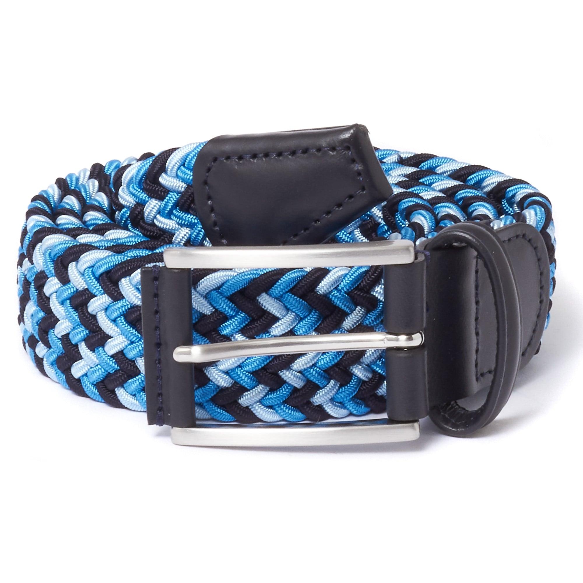 Anderson's blue woven belt