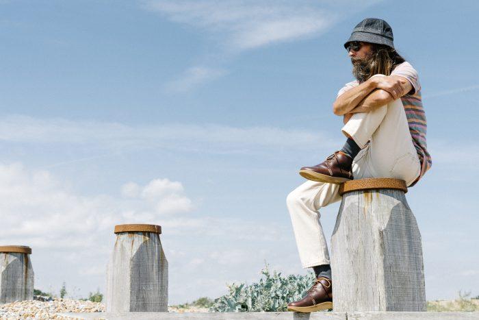 Yogi Footwear x YMC Collaboration