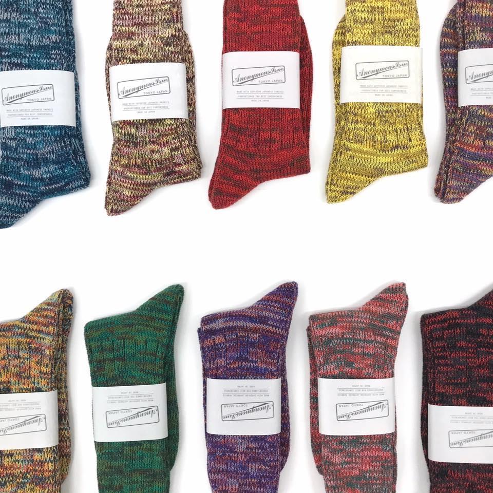Anonymous Ism socks