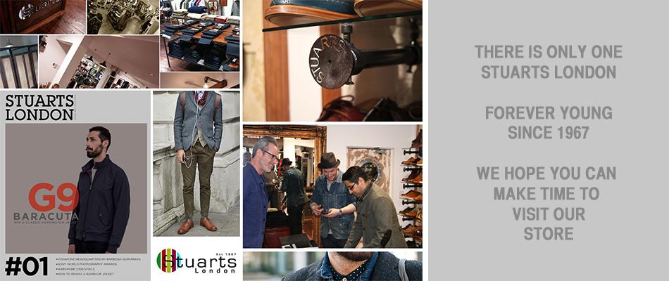 Stuarts London UK London Store