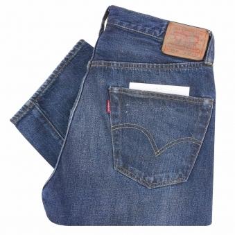 f061506b419 1947 501® Original Fit Selvedge Jeans - Dark Star · Levi's Vintage ...
