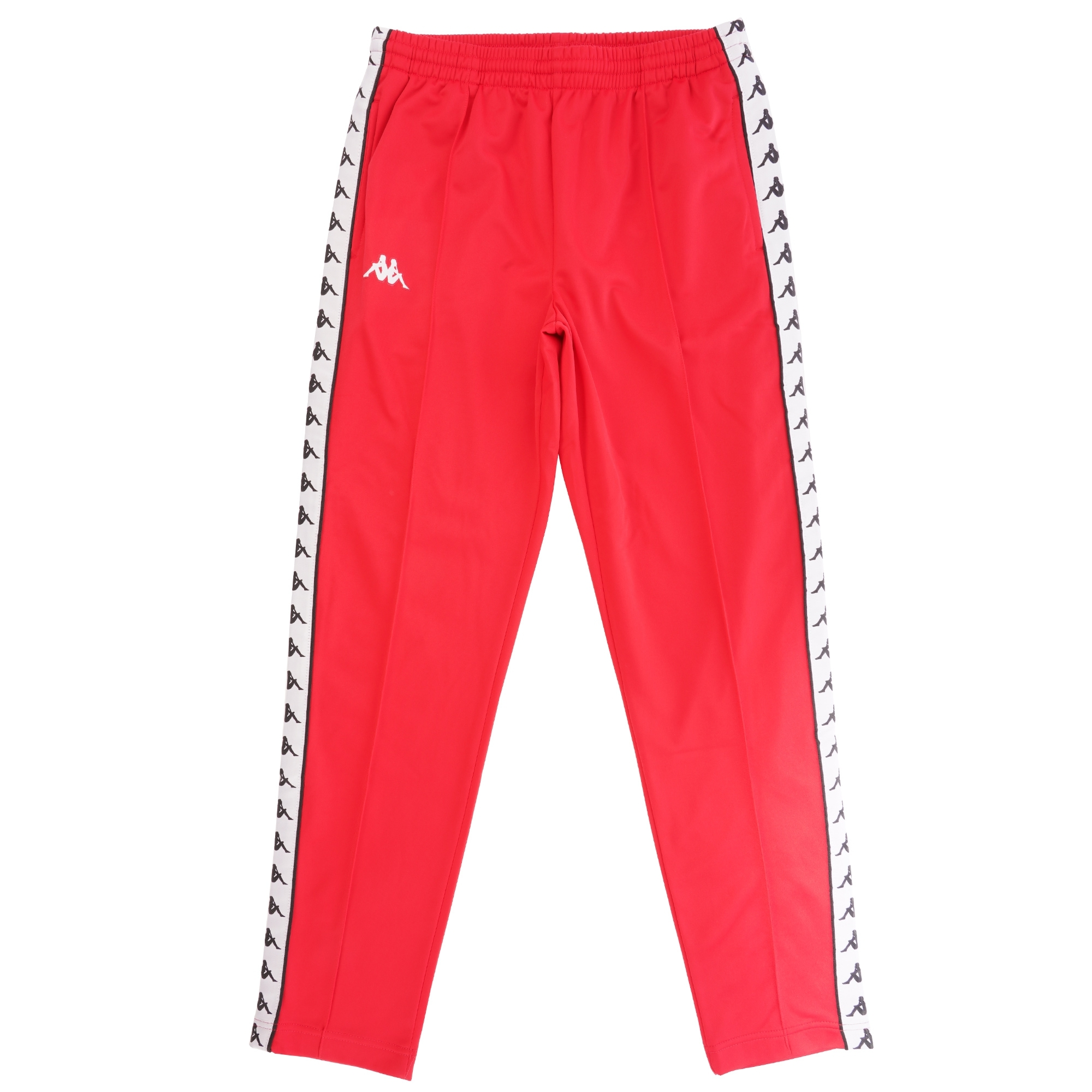 4c080eb3 222 Banda Astoria Slim Track Pant - Red & Black