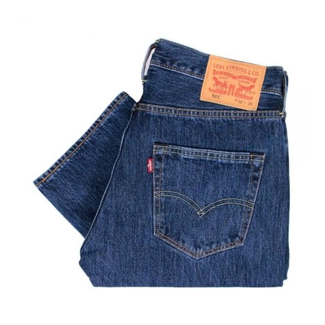 c82c594c8e0 Levi's 501 Original Denim Jeans | Indigo | 5010101