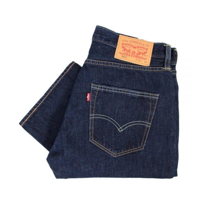 02fe1ee5030 Levi's 501 Original Denim Jeans | Onewash | 5010101