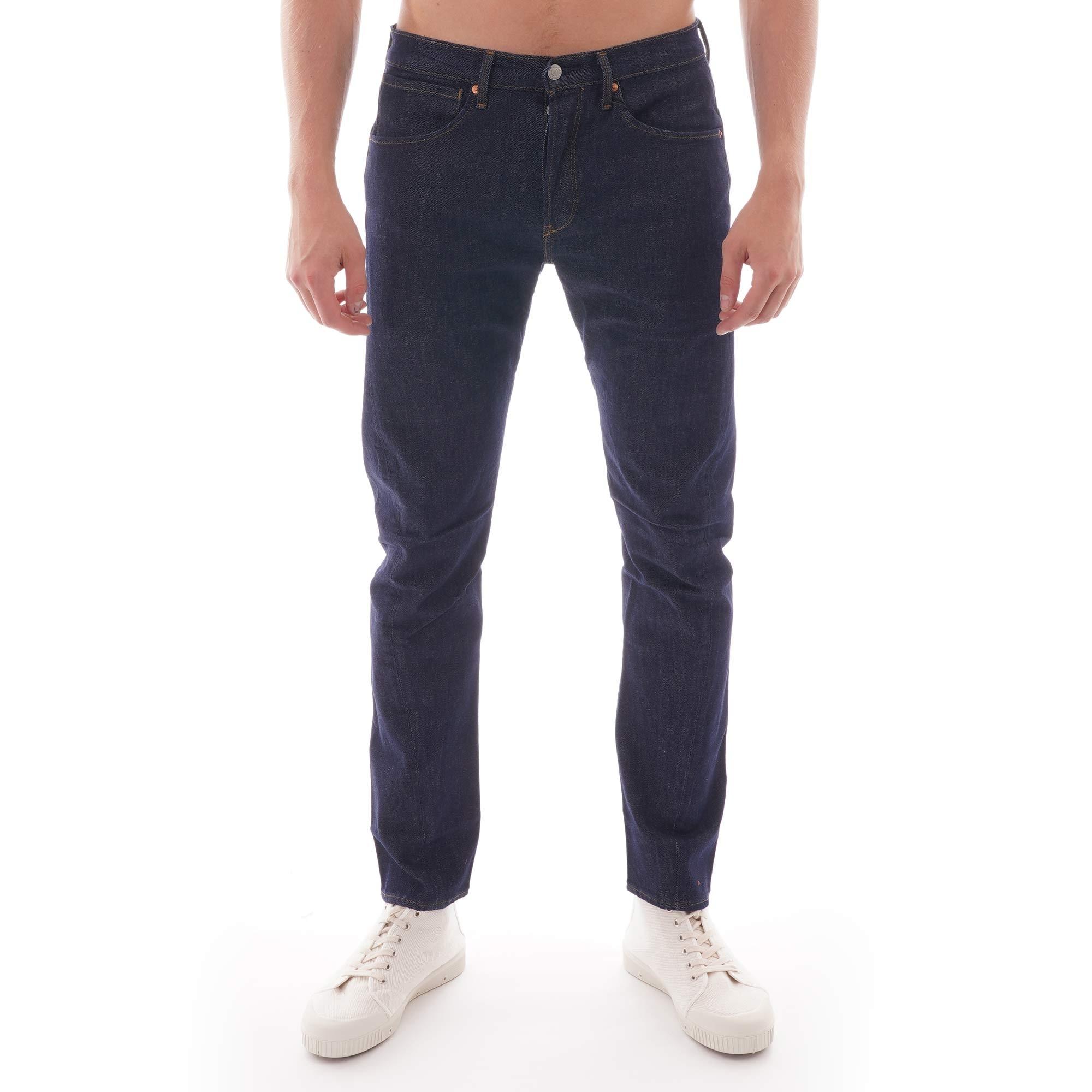 Fabulous Levi's Tapered Fit Jeans LEJ 502 | Rinsed Denim | 72775-0000 NQ62