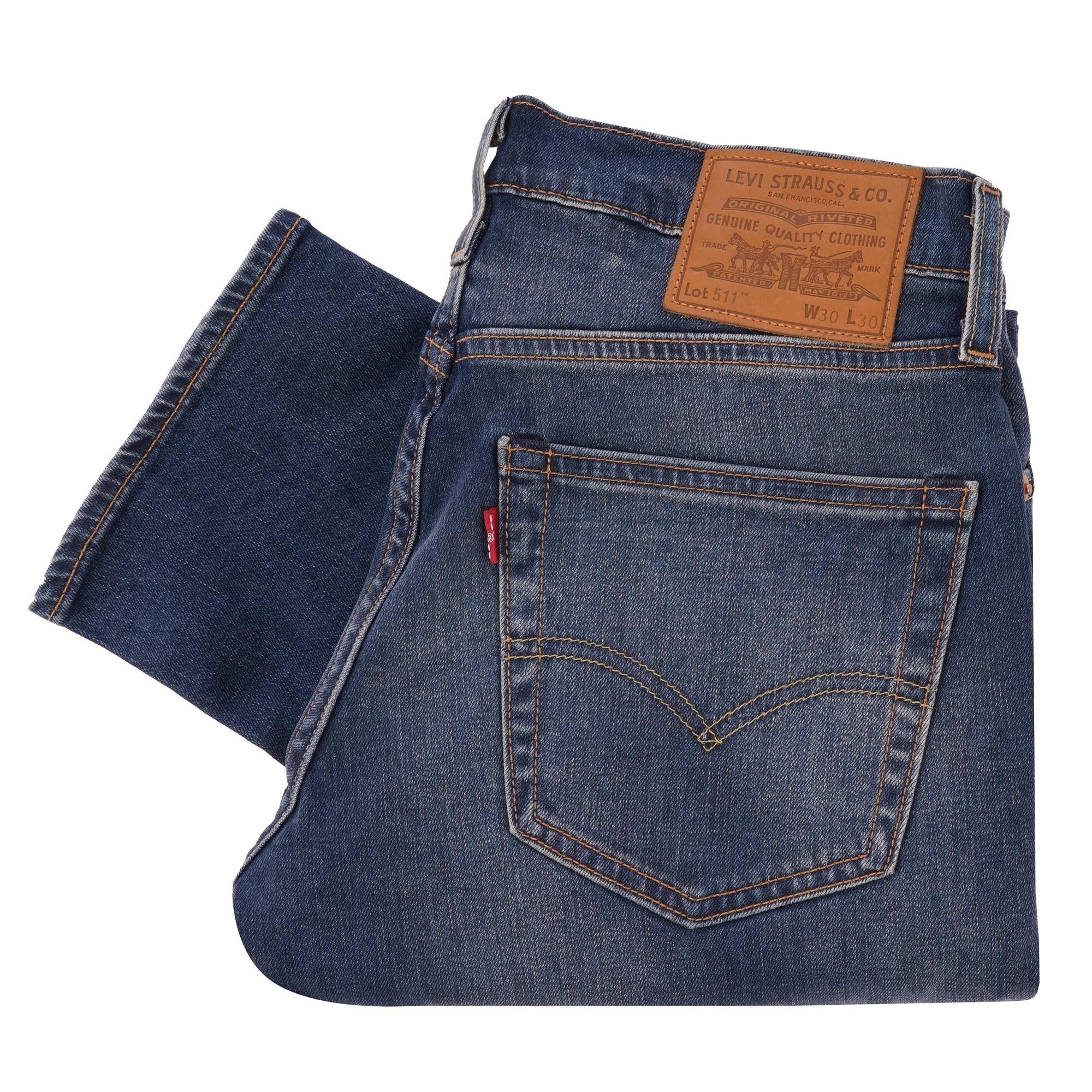 511 Slim Fit Thermadapt Jeans - Casbian Adapt