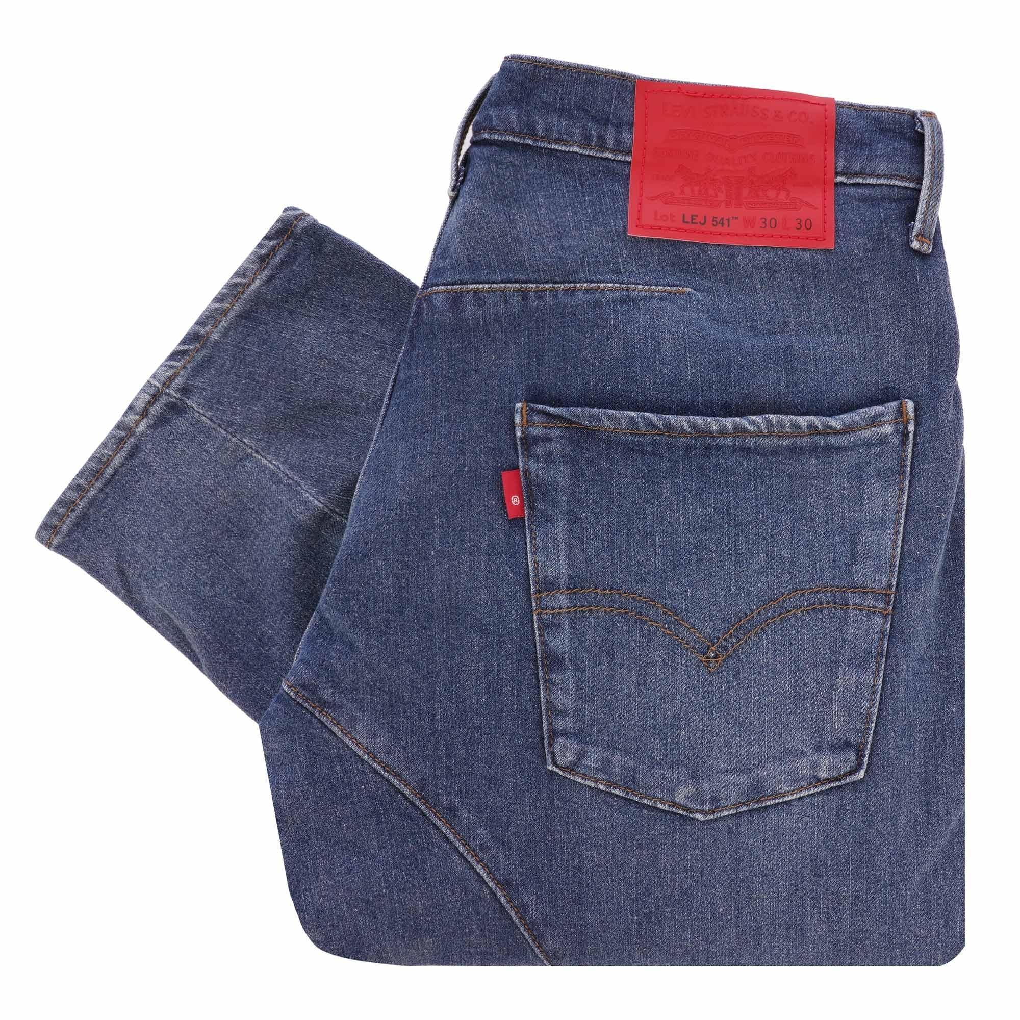 eb884dec5a1 Levi's Engineered Jeans 541 Athletic Taper Jeans   Pagan Indigo ...