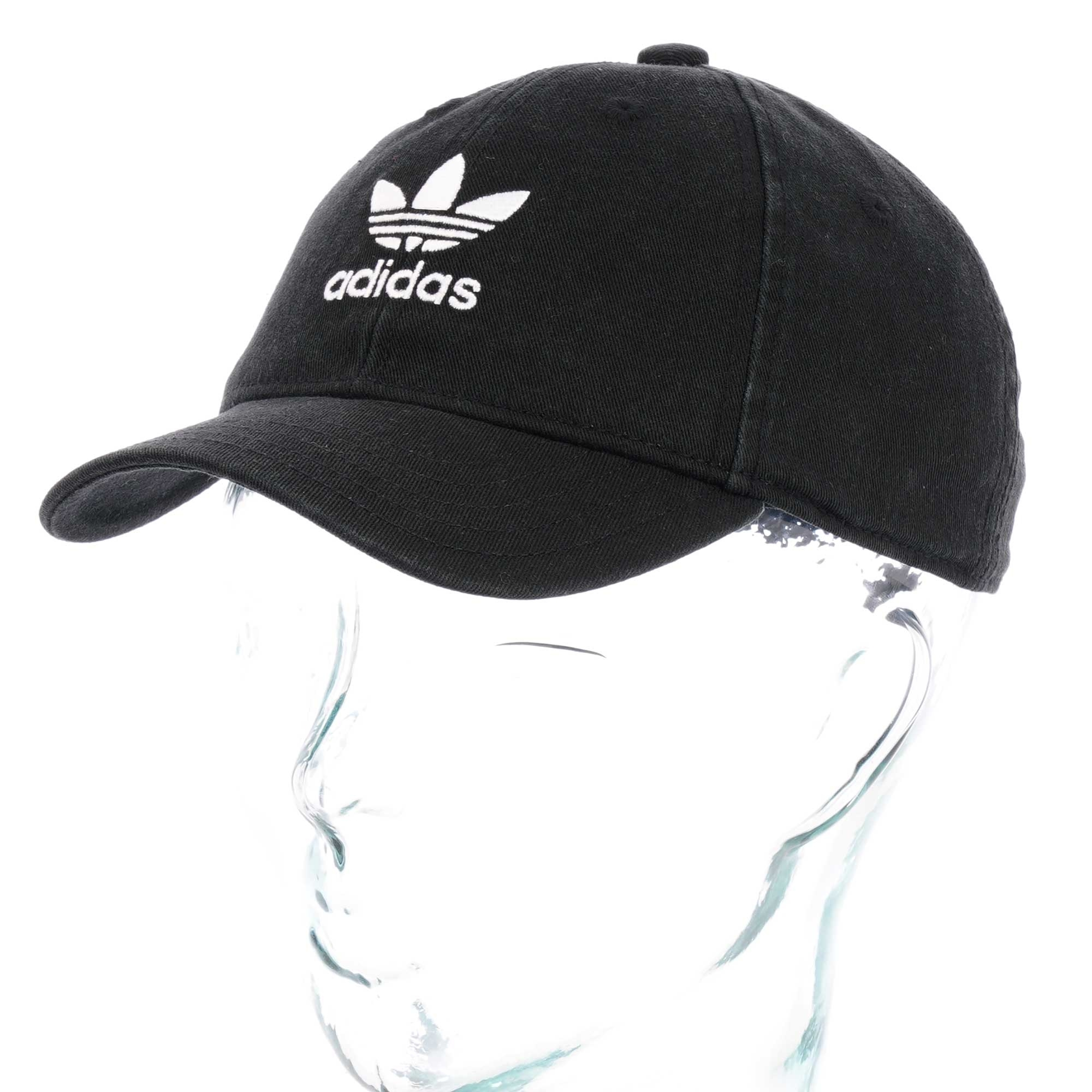 43181473 adidas Originals Kids Acid Wash Cap | Black | DV0207