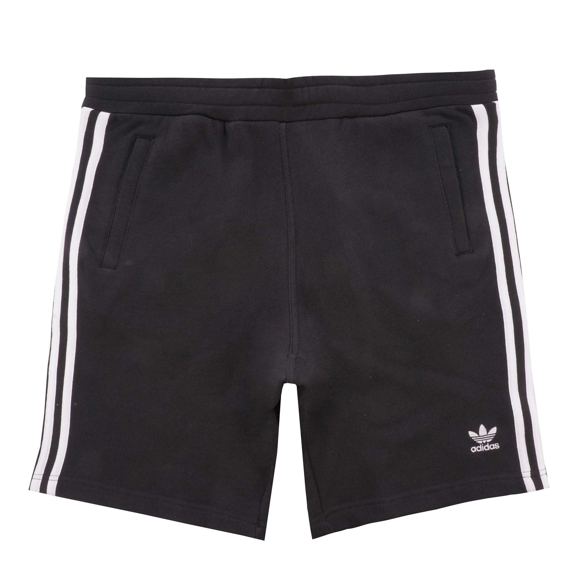Image of 3-Stripes Shorts - Black