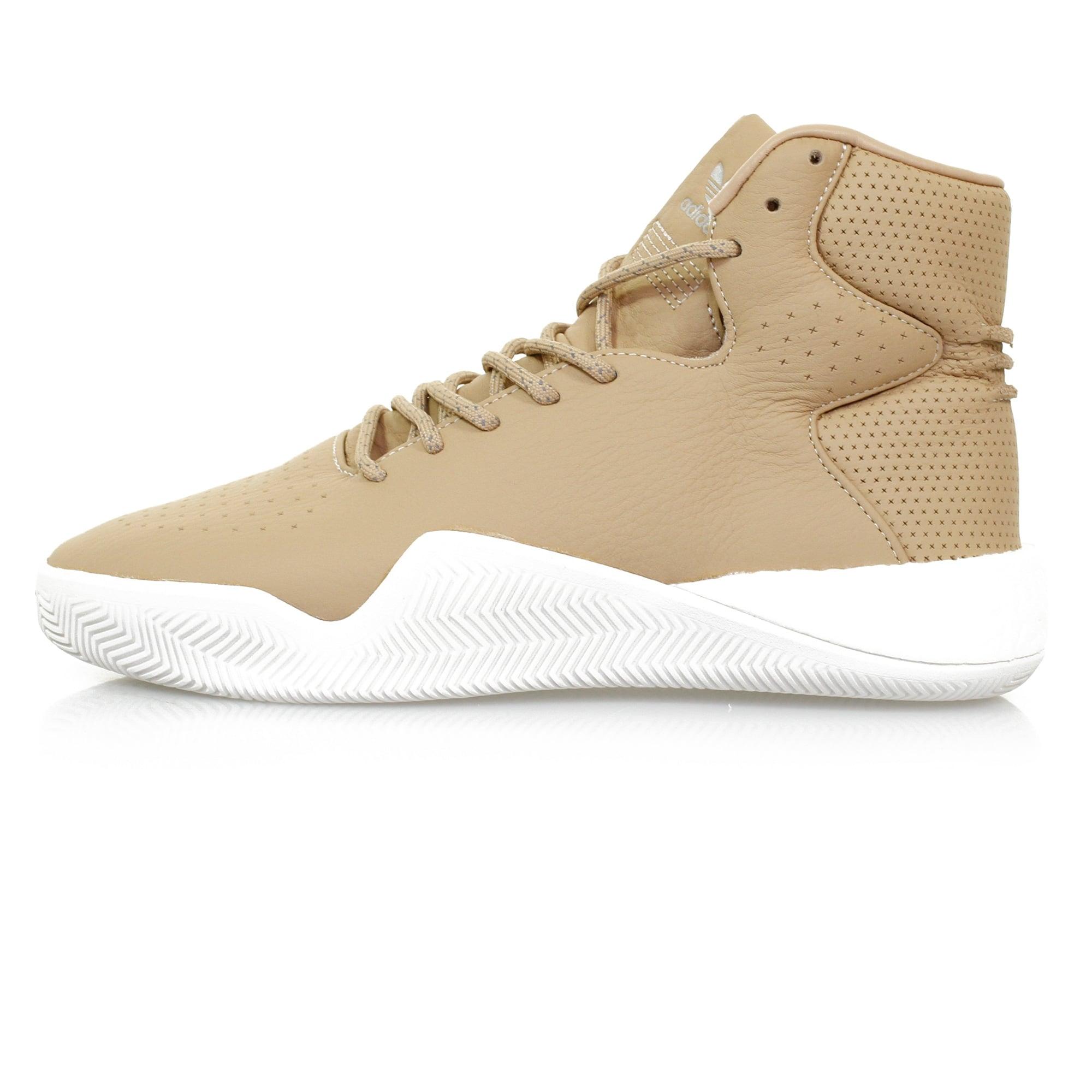 more photos cb7f4 61ba7 Adidas Tubular Instinct Boost Chalk White Beige Shoe BB8400