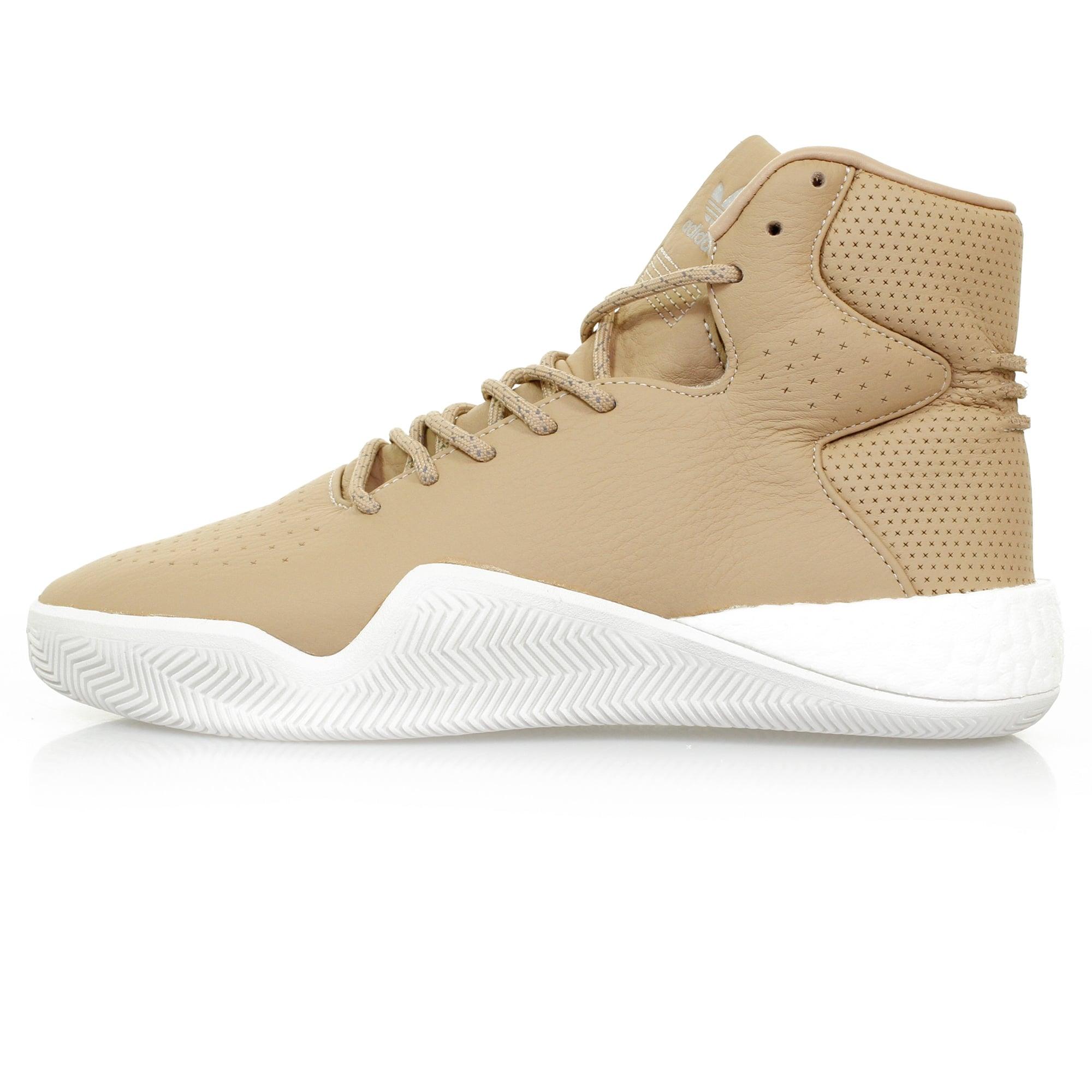 the latest bc6e1 abcdb adidas Originals Adidas Tubular Instinct Boost Chalk White Beige Shoe BB8400
