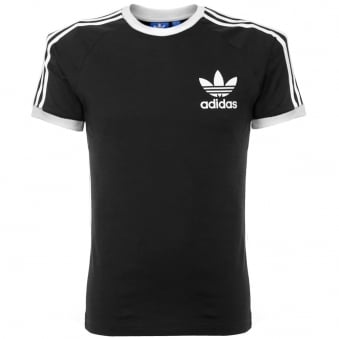 Adidas Originals California Black T Shirt AZ8127
