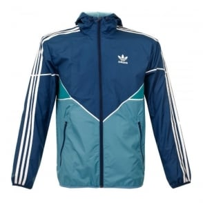 Adidas Originals Colorado WB Shadow Blue Hoodie Jacket AJ6978