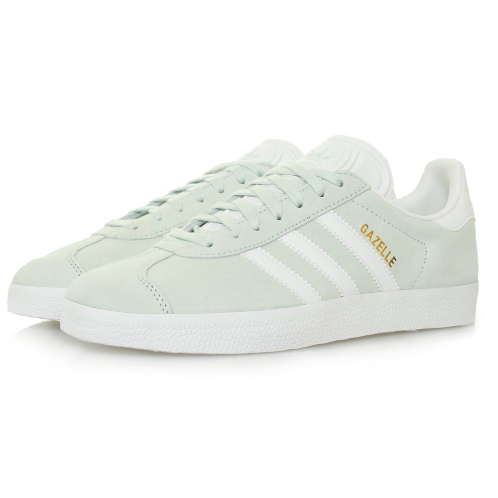 adidas originals shoes gazelle ice mint shoes. Black Bedroom Furniture Sets. Home Design Ideas