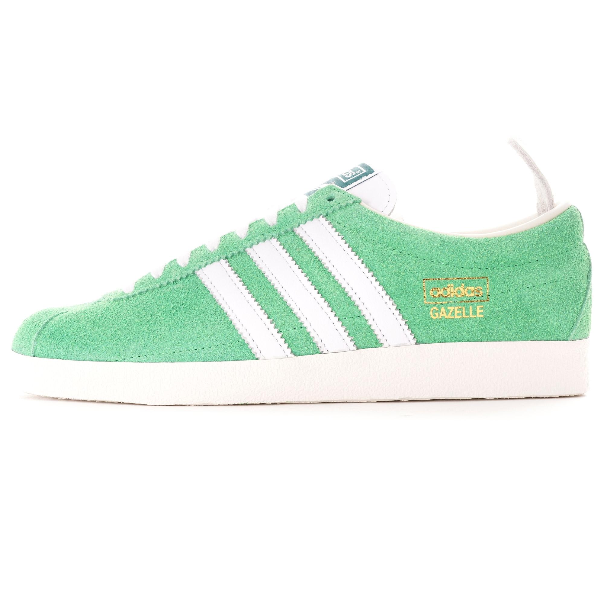 adidas shoes gazelle green