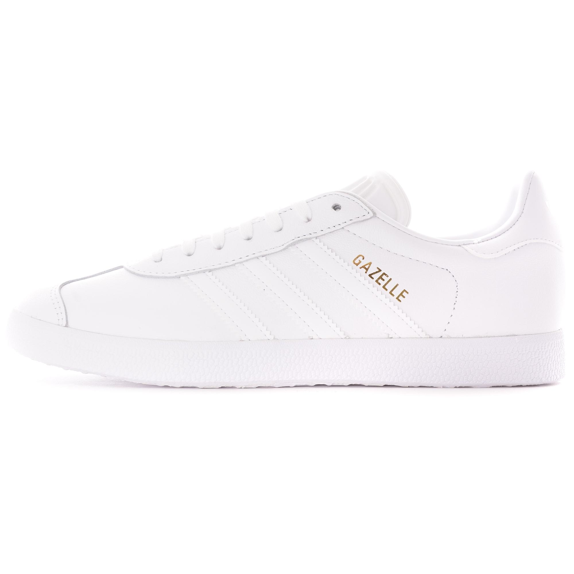 Adidas Originals Gazelle | White