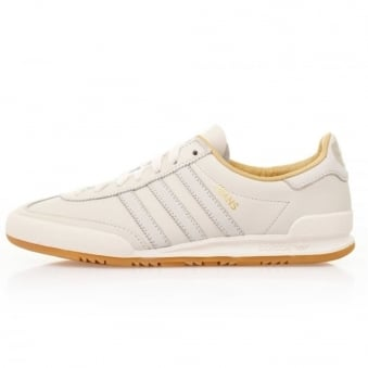 Adidas Originals Jeans MKII White Brown Shoes S74804