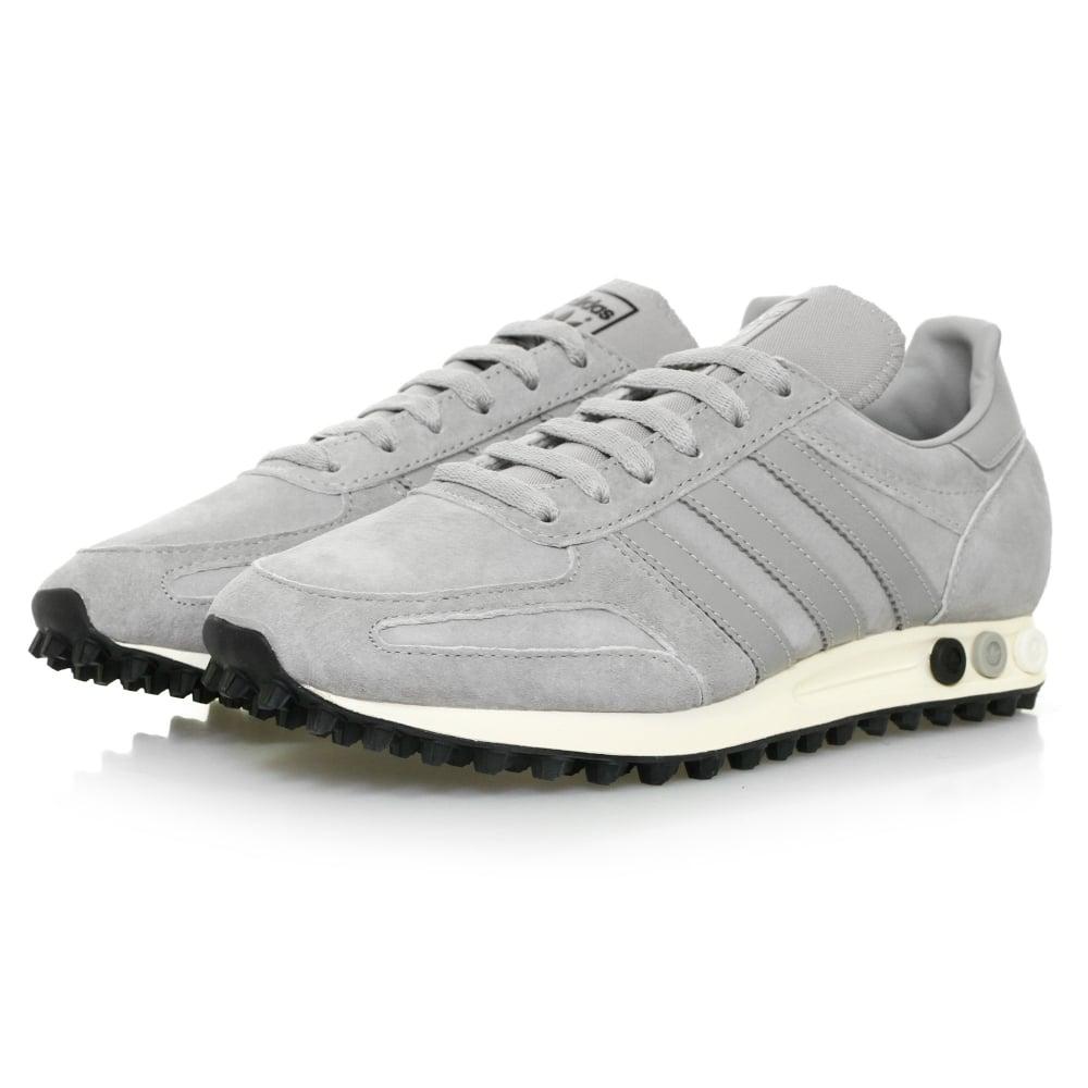 adidas originals la trainer og grey shoe. Black Bedroom Furniture Sets. Home Design Ideas