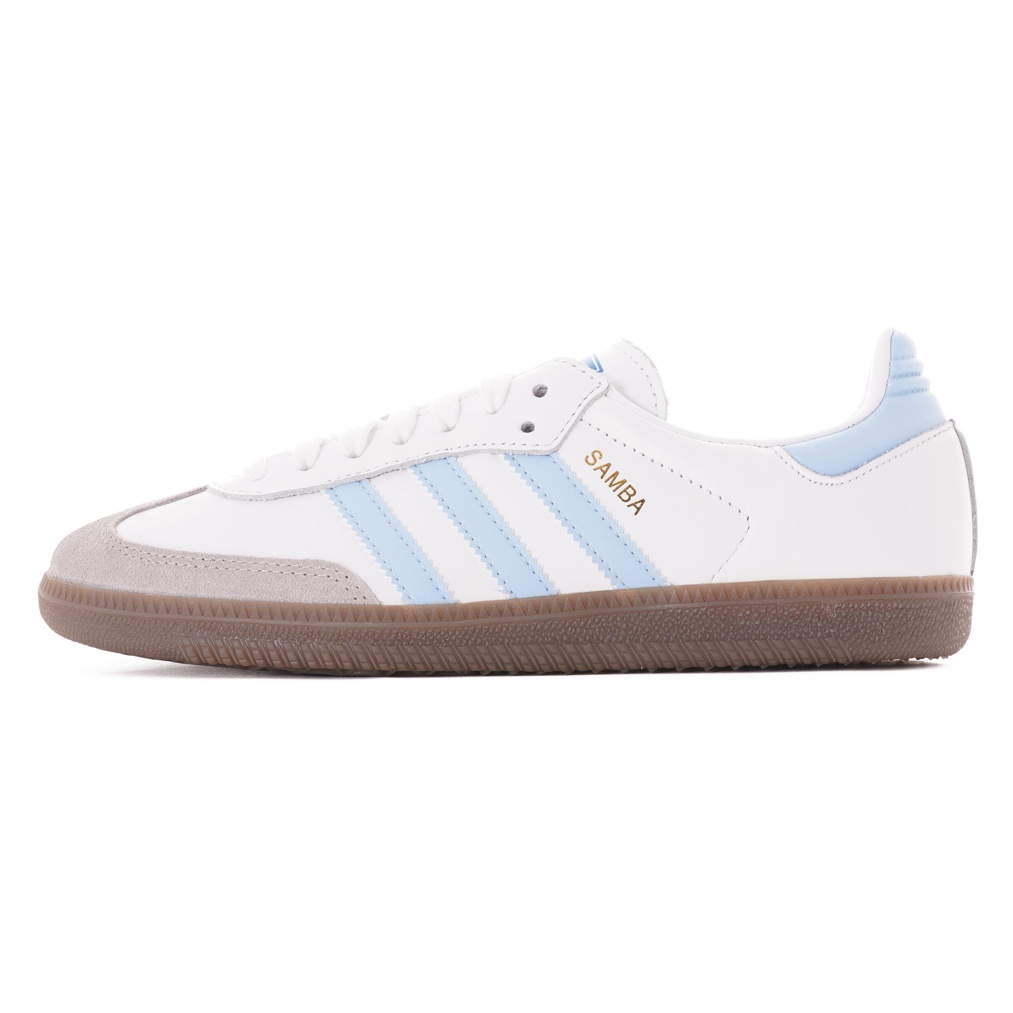 adidas Originals Samba OG | White/Blue