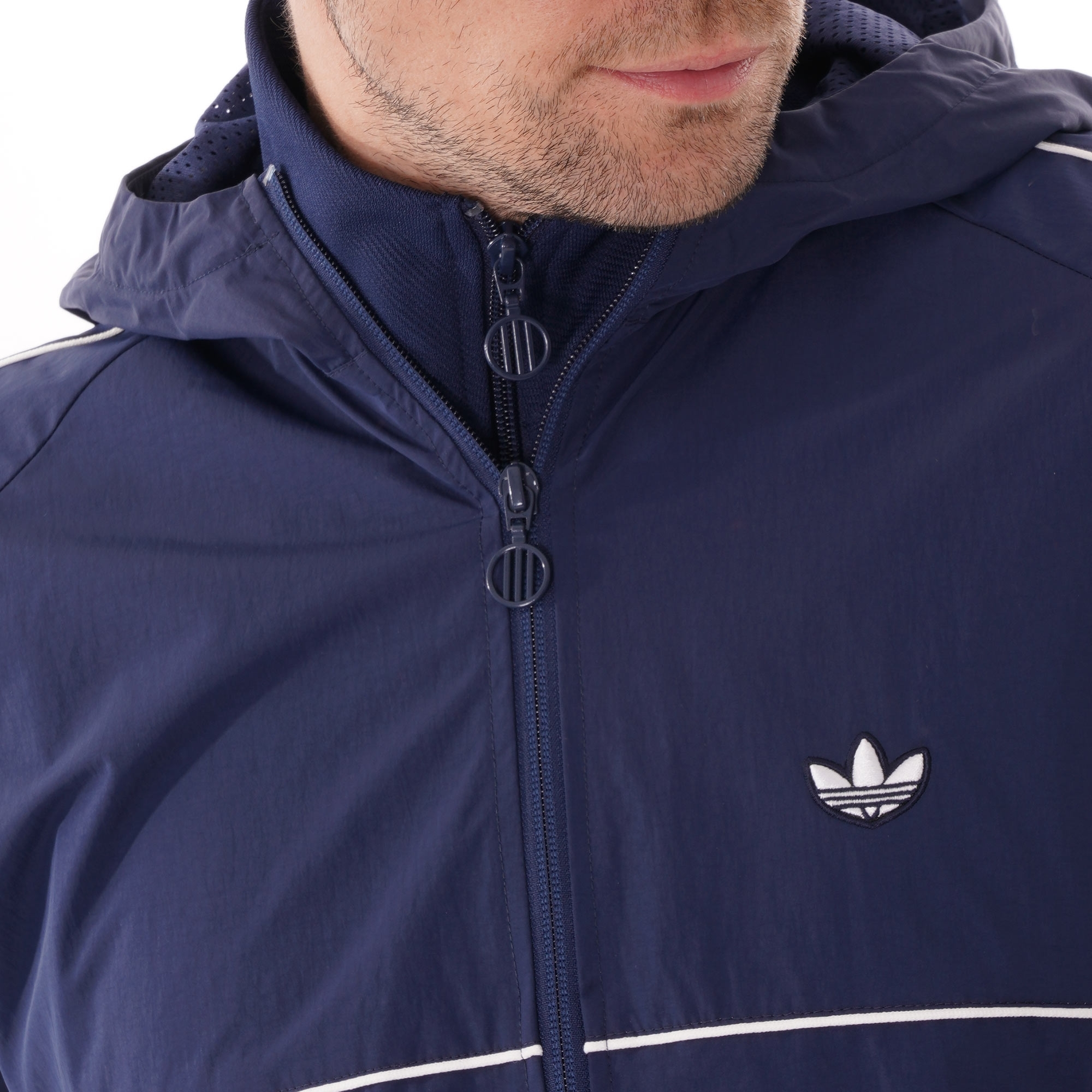 adidas Originals Samstag Track Top Night Indigo