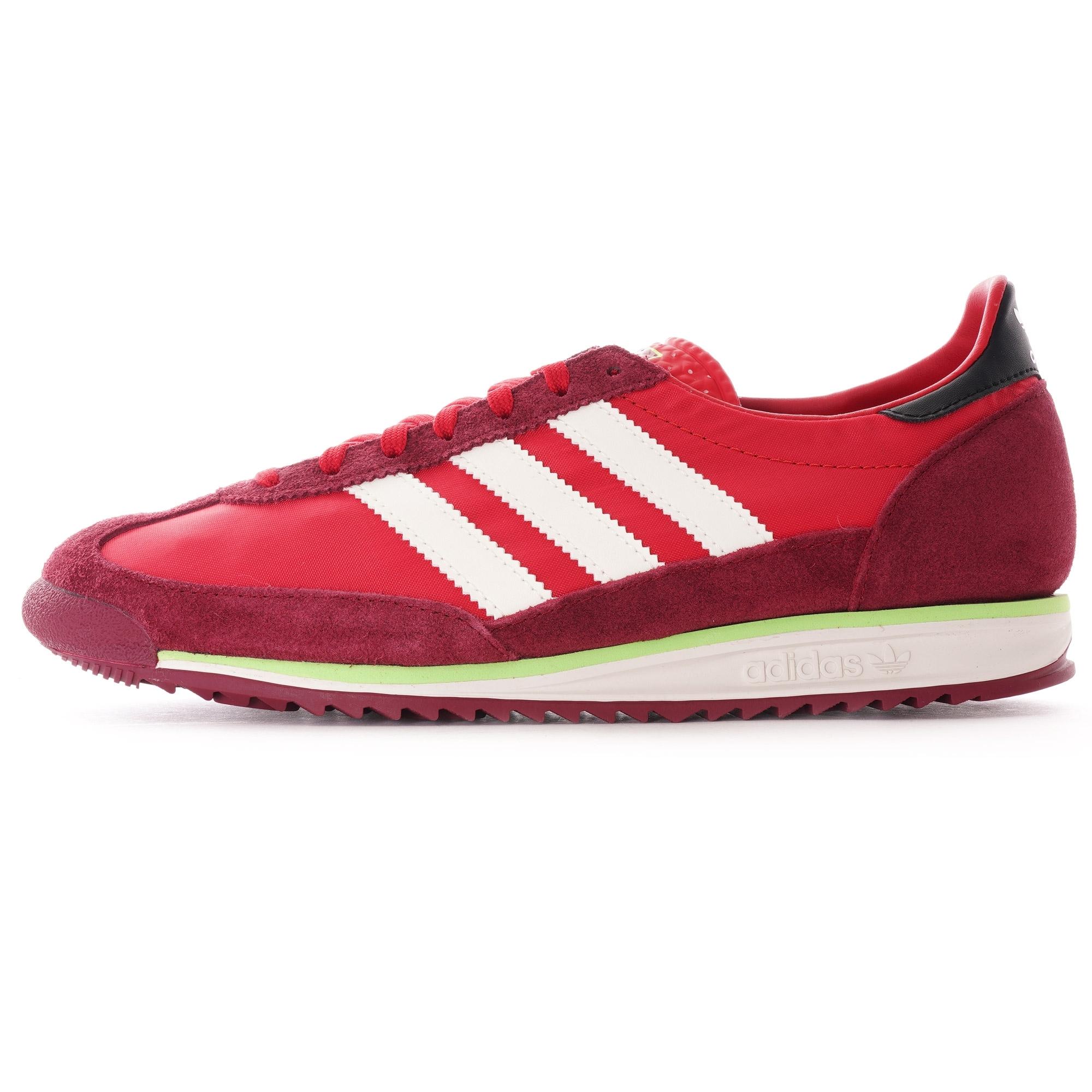atlántico Haz un experimento Invertir  adidas Originals SL-72 | Scarlet Red | EF5108-SL 72