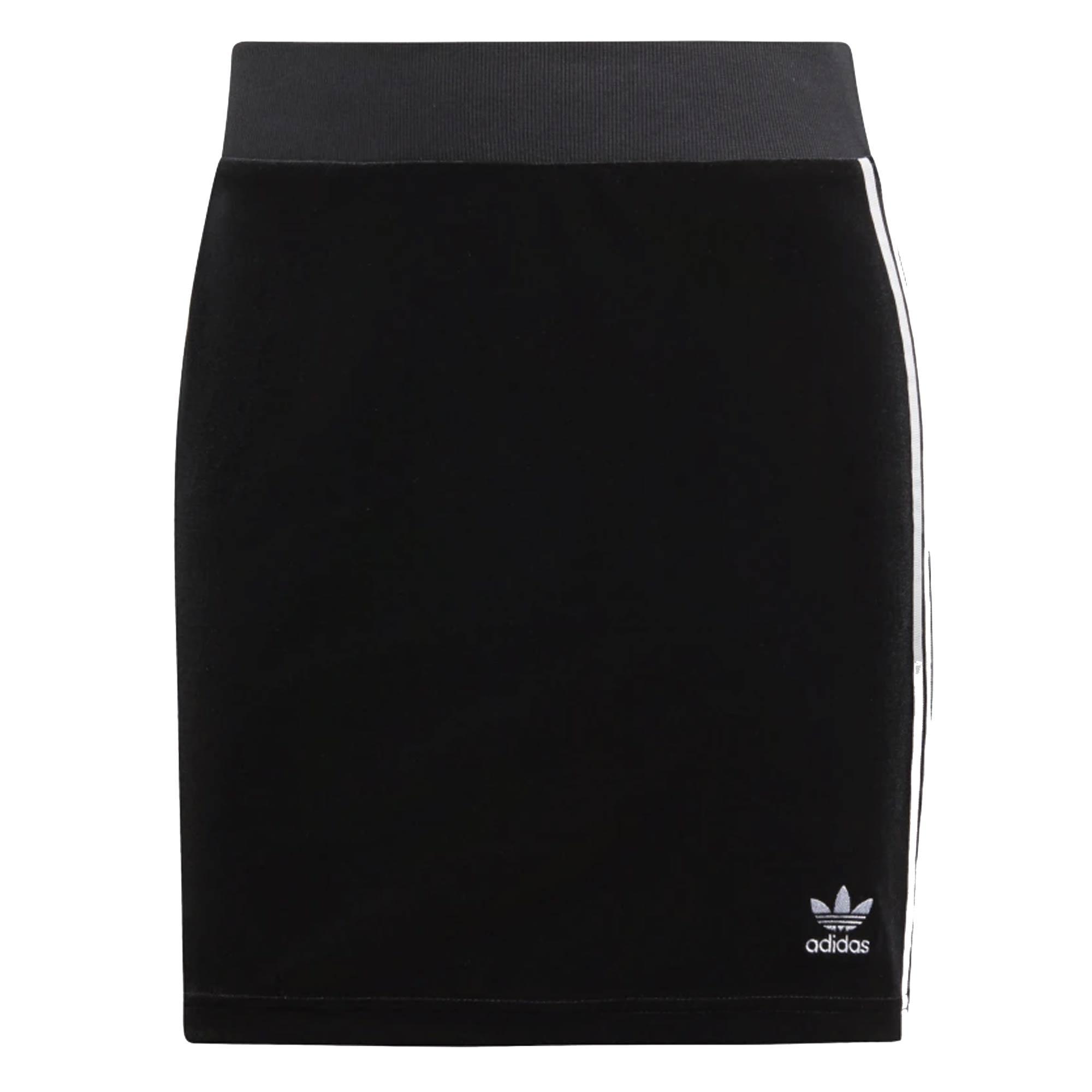 Image of 3-Stripes Skirt - Black