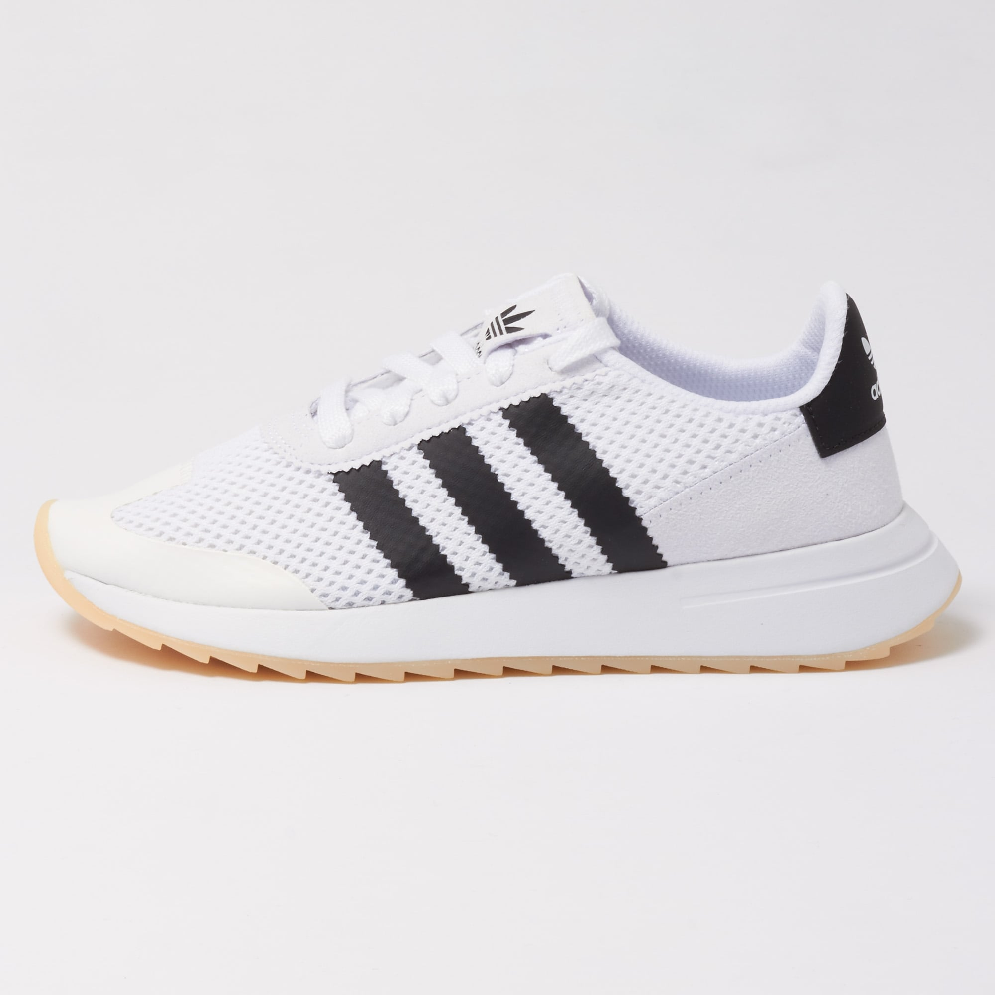 factory 2019 best sell clear and distinctive adidas Originals Womens FLB Trainers - Footwear White & Core Black