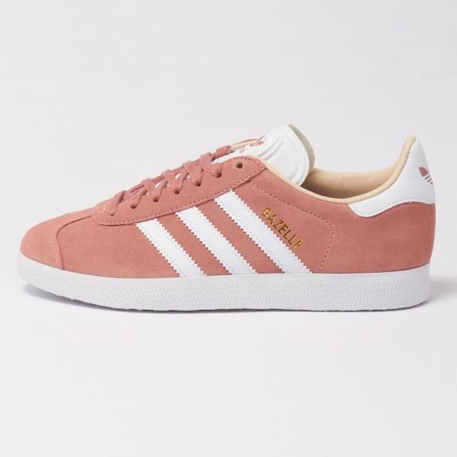 Adidas Originals Womens Gazelle Trainers  0721dd025