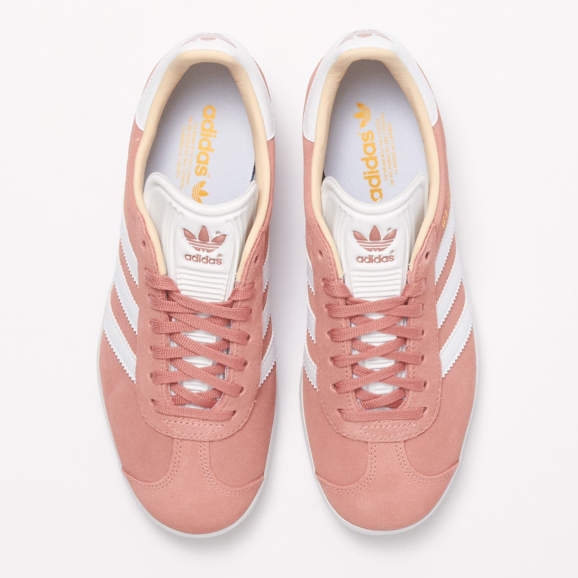 0f65a861a66 Adidas Originals Womens Gazelle Trainers