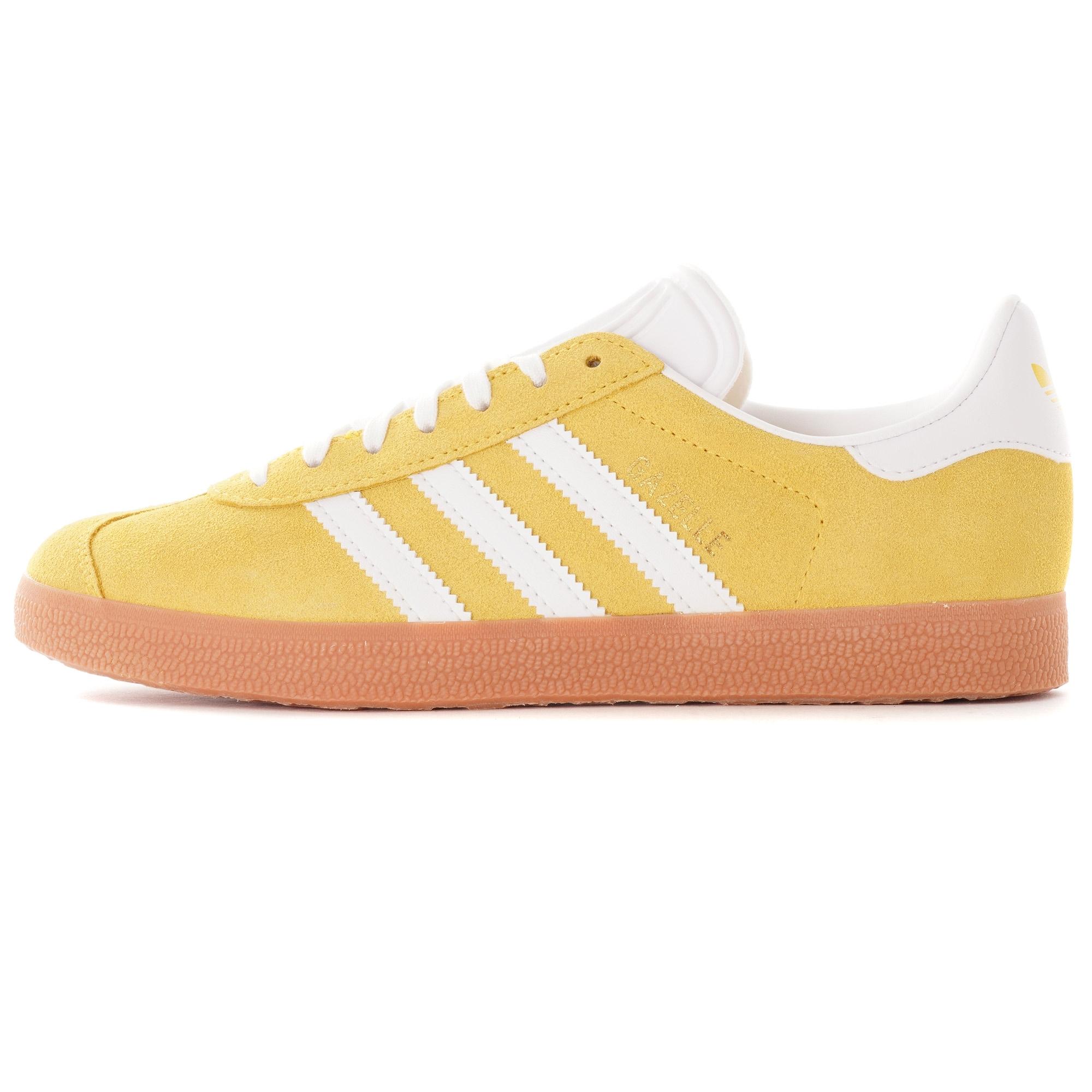 Adidas Originals Women's Gazelle - Yellow