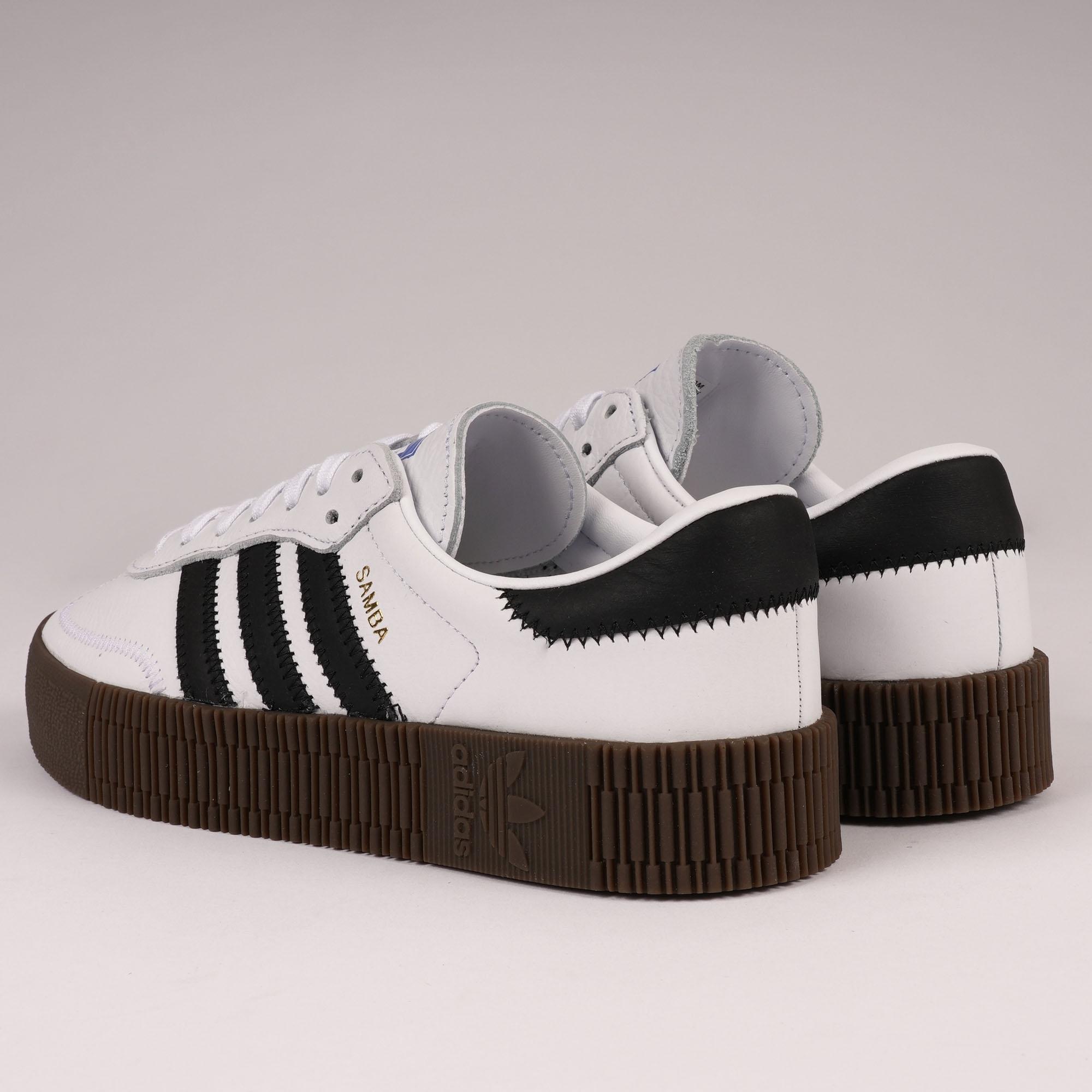 new styles 0a173 a0a71 Sambarose - FTWR White, Core Black  amp  ...