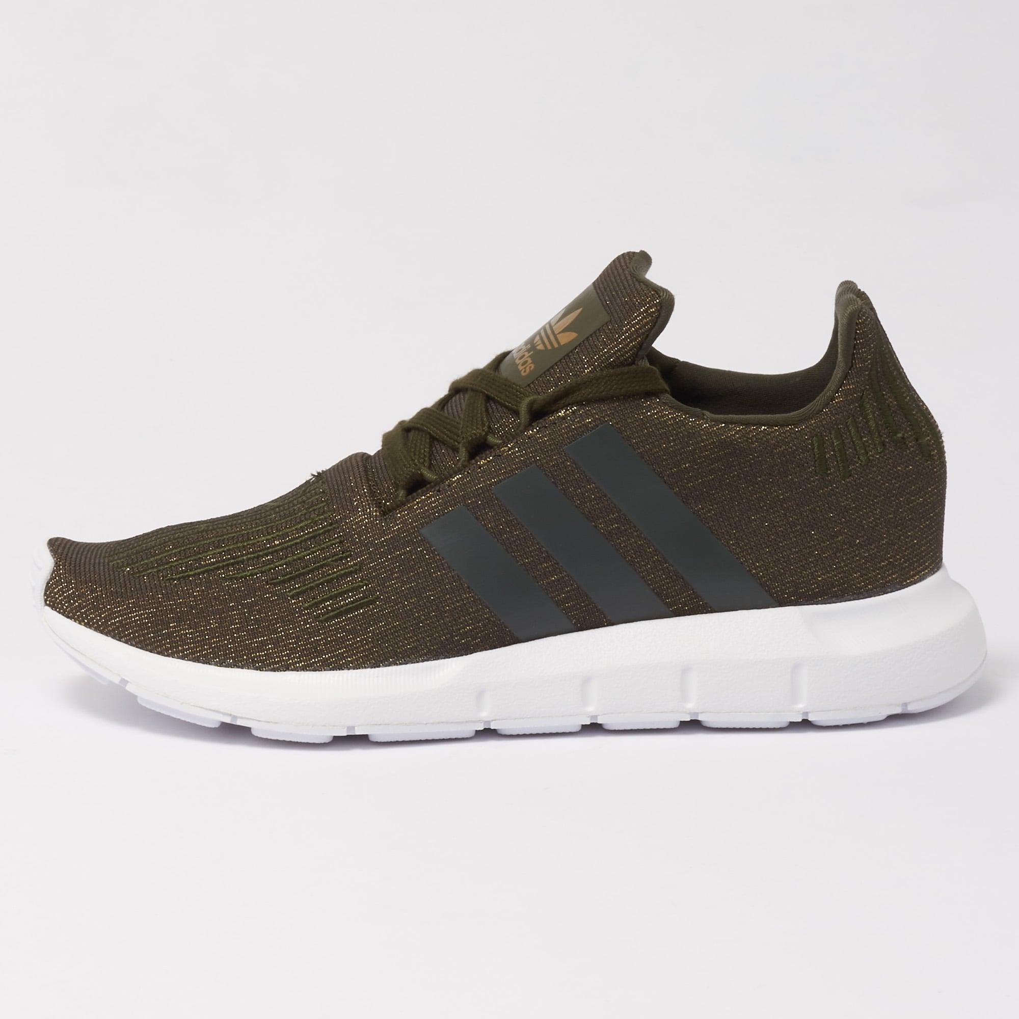 517bbc33e068a Adidas Originals Womens Swift Run Trainers