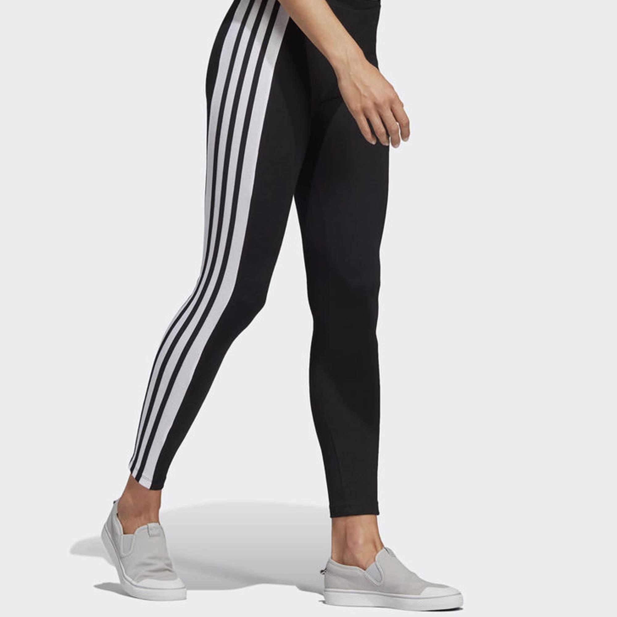 c77a8d50c8927 adidas Originals Womens Tights | Black | DU9877
