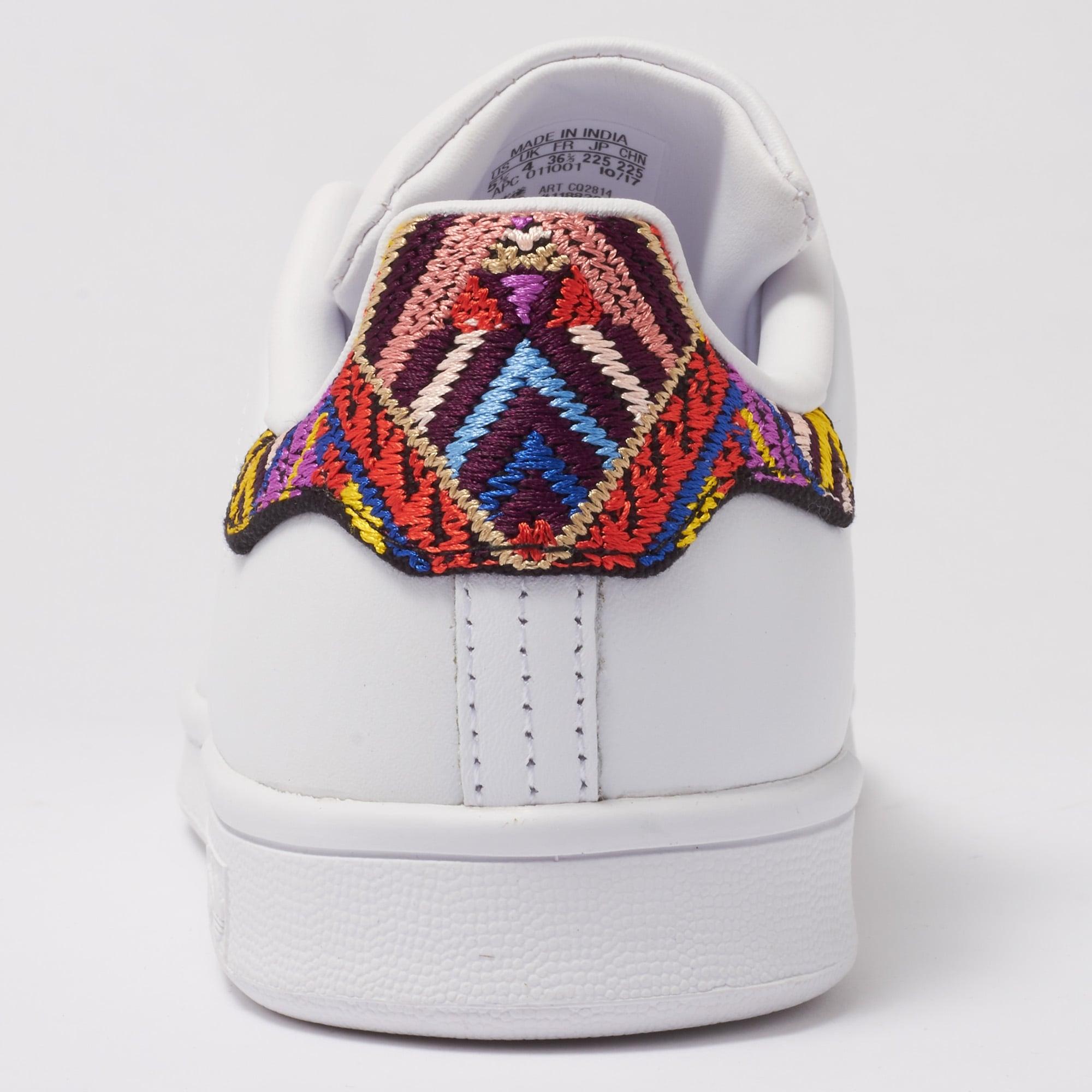 Nuovi Prodotti nuovo economico vestibilità classica Adidas x The FARM Company | Stan Smith Trainers | White | CQ2814