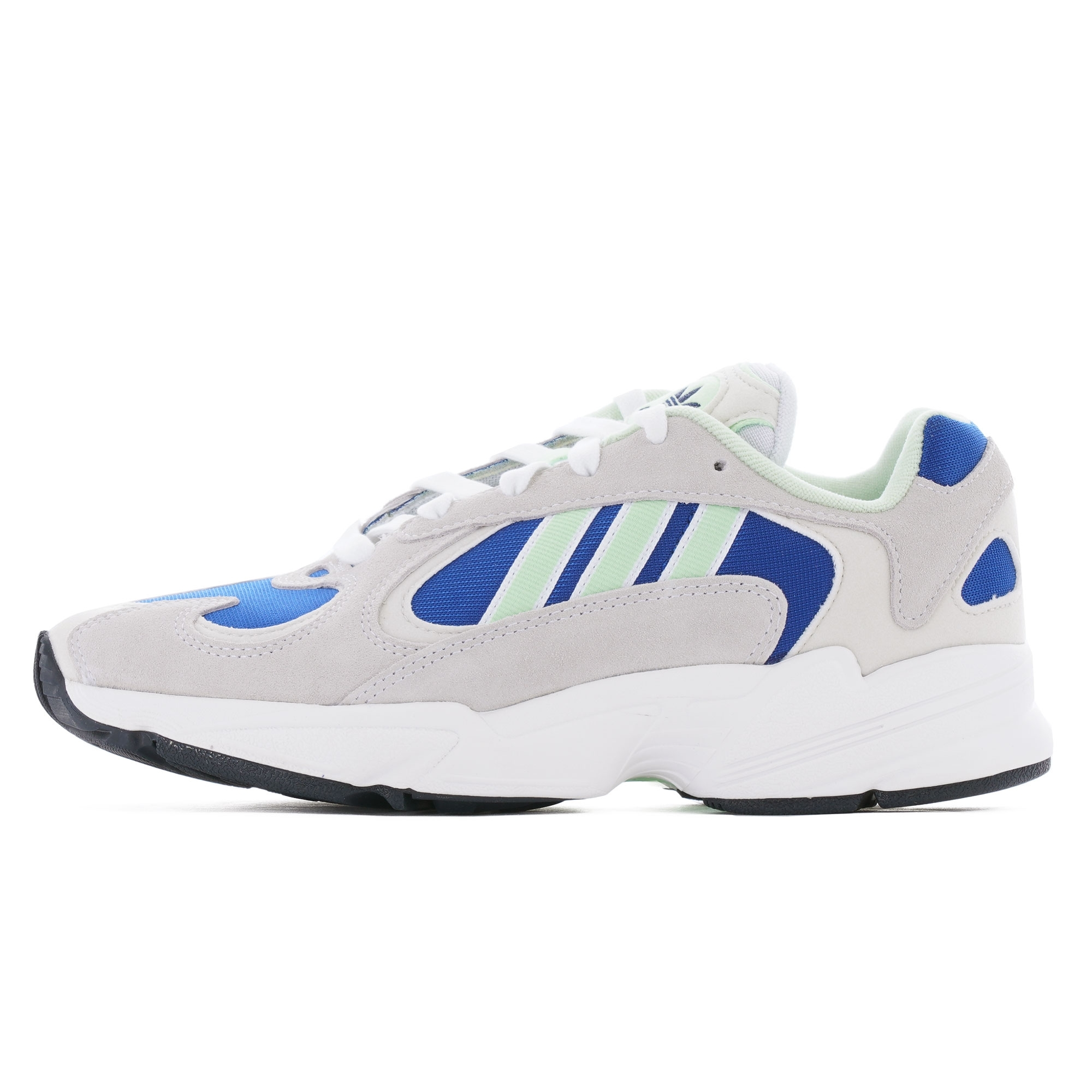 Adidas Originals Yung 1 - White \u0026 Blue