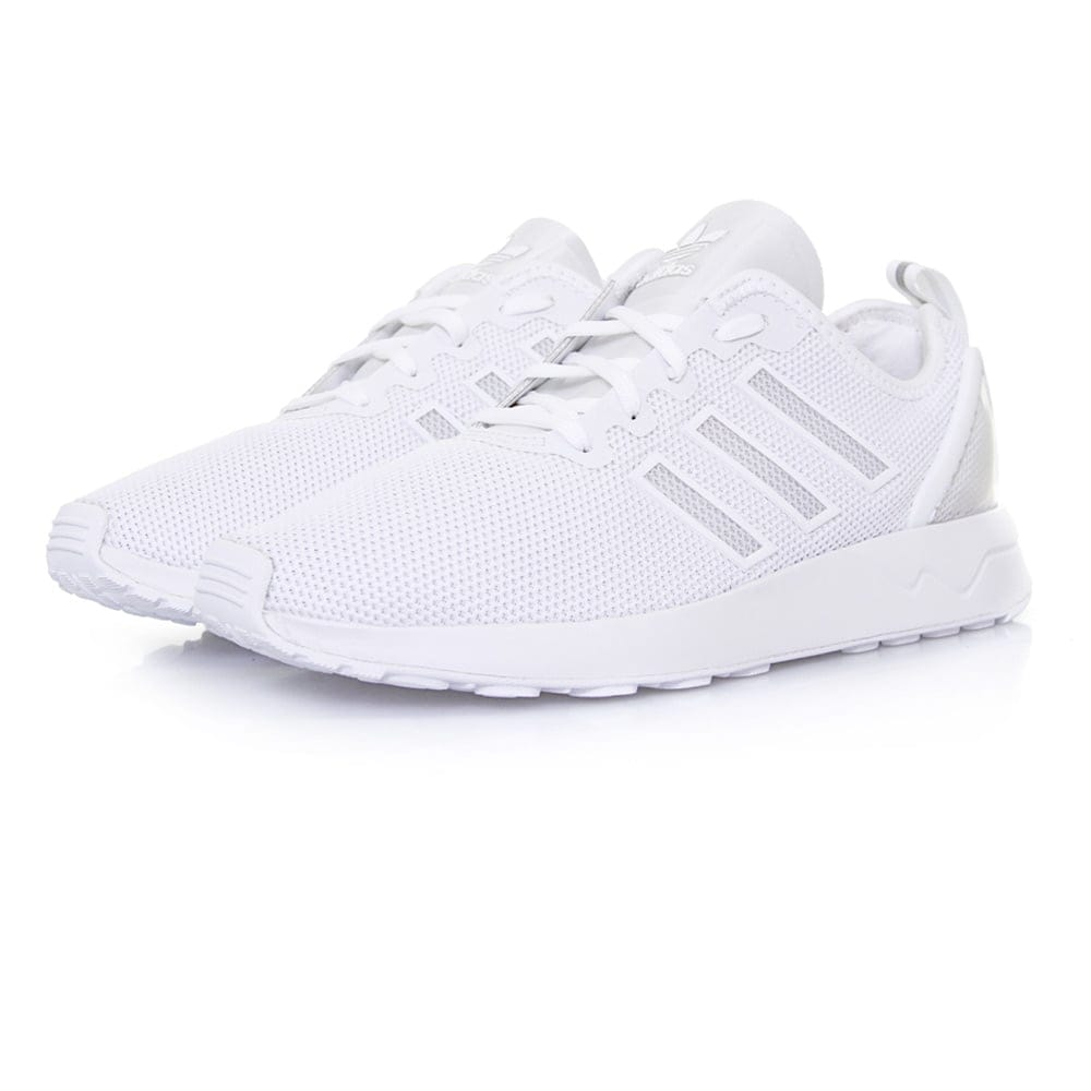 adidas new white shoes