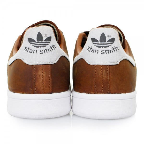 adidas stan smith brown