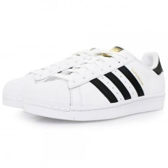 Adidas Superstar White Shoes C77124